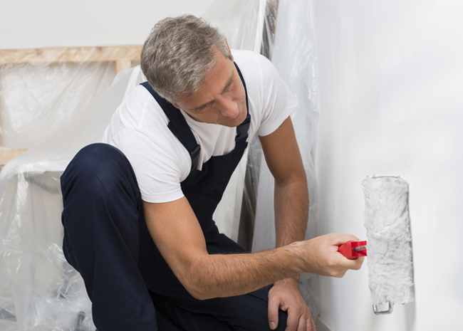 Professional painter that a home owner can trust.